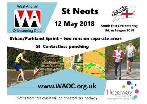 St Neots Flyer