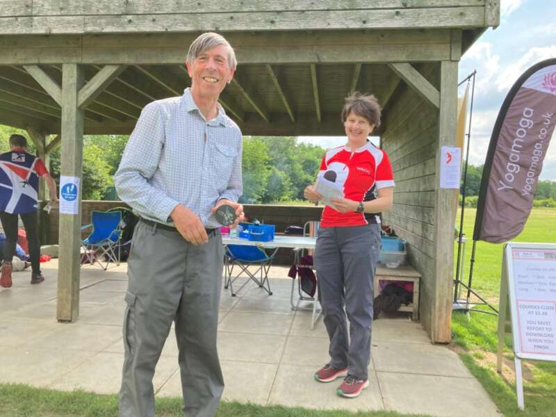 Bruce Marshall won our planning competition (experienced category)